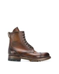 Silvano Sassetti Aged Effect Boots