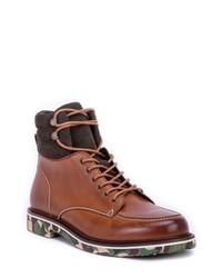 Robert Graham Canon Rock Camo Soled Boot