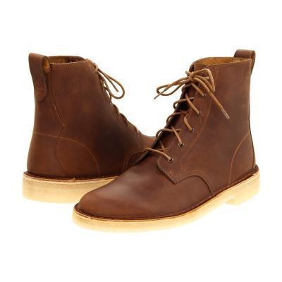 de3c0969e6e Desert Mali Boot Lace Up Boots Beeswax Leather