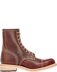Timberland Coulter Lace Up Boots Brown Size 9