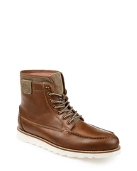 THOMAS AND VINE Donovan Moc Toe Boot