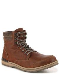 GBX Draco Boot  Brown