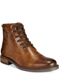 Alfani Jack Cap Toe Boots Created For Macys Shoes