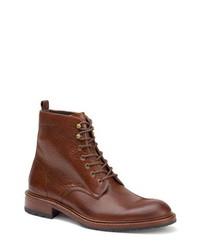 Trask Lance Plain Toe Boot