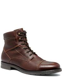 Alfani Lion Cap Toe Lace Boots