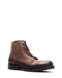 Frye Logan Cap Toe Boot