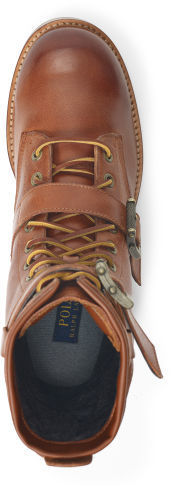 Polo Ralph Lauren Maurice Oiled Leather