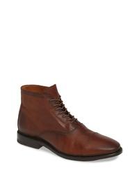 Frye Paul Cap Toe Boot