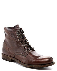 Frye Tyler Casual Leather Lace Up Boots