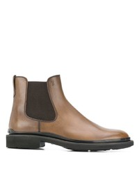 Tod's Ankle Length Chelsea Boots