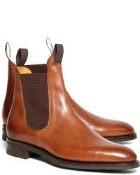 Brooks Brothers Edward Green Newmarket Chelsea Boots