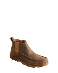Twisted X Chelsey Driving Moc Chelsea Boot