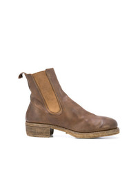 Guidi Classic Chelsea Boots