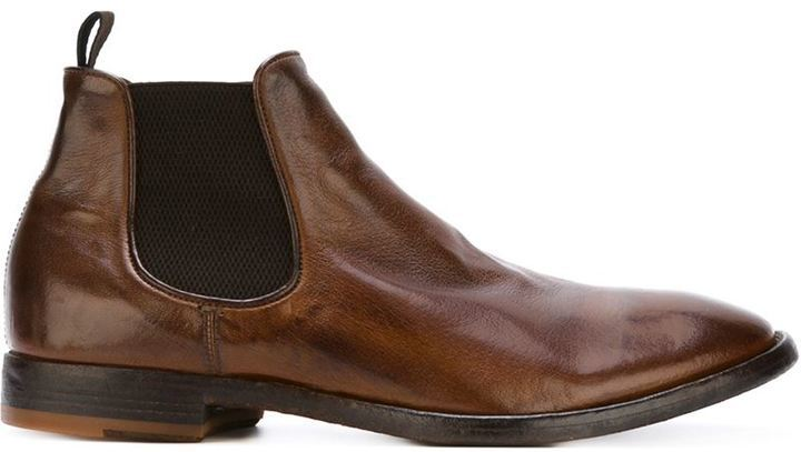 2015 new Officine Creative classic Chelsea boots sale eastbay low shipping fee cheap online top quality for sale shipping discount authentic AduX2D40LO