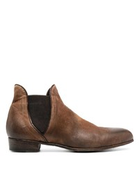 Lidfort Distressed Chelsea Boots