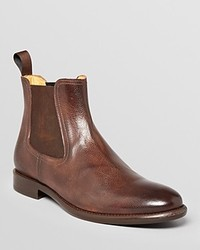Gordon Rush Empire Leather Chelsea Boots