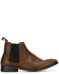 Paul Smith Ps By Chelsea Ankle Boots
