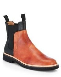 Maison Martin Margiela Two Tone Chelsea Boots