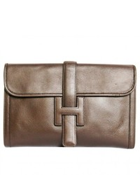 Tumi Beacon Hill Double Zip Top Leather Clutch | Where to buy ...