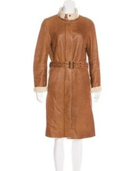 Long leather coat medium 5375294