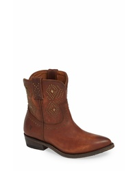 Frye Billy Stud Short Western Boot