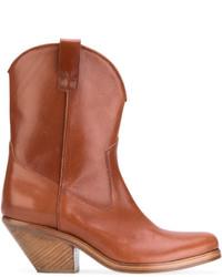 A.F.Vandevorst Cowboy Boots
