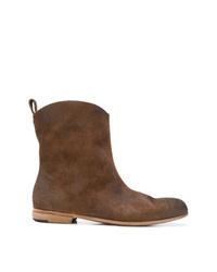 Marsèll Cowboy Mid Calf Boots