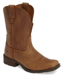 Ariat Rambler Western Square Toe Boot
