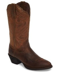 Ariat Round Up R Toe Western Boot