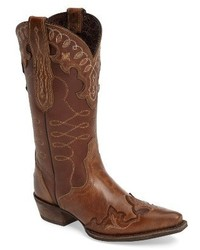Ariat Zealous Wingtip Western Boot