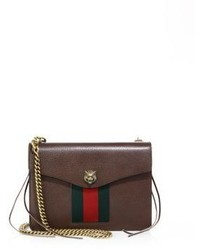 Gucci Animalier Leather Chain Shoulder Bag