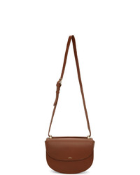 A.P.C. Brown Geneve Bag