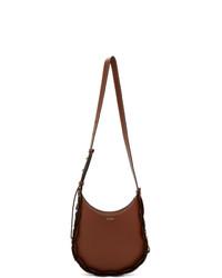 Chloé Brown Small Darryl Bag