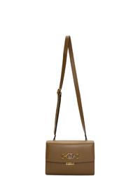 Gucci Brown Zumi Shoulder Bag