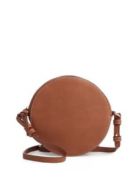 Chelsea28 Cassie Faux Leather Circle Crossbody Bag
