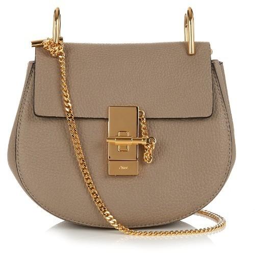 Chloé Chlo Drew Mini Leather Cross Body Bag