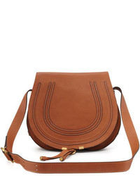 Chloe marcie medium leather crossbody bag medium 650607