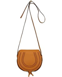 Chloé Small Marcie Leather Shoulder Bag