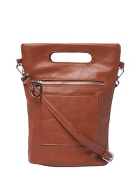 Urban Originals Collector Vegan Leather Crossbody Bag