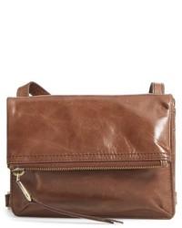Hobo Glade Leather Crossbody Bag Brown