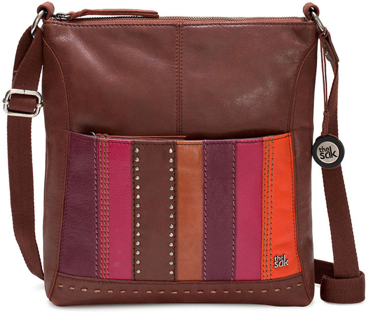 ... The Sak Iris Leather Crossbody Bag ...