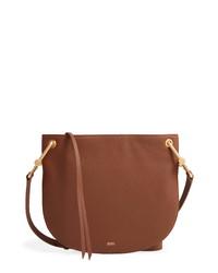 BOSS Kristin Leather Crossbody Bag