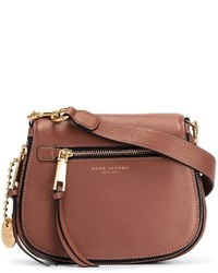 Marc Jacobs Small Recruit Saddle Crossbody Bag