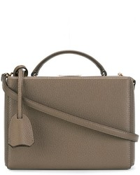MARK CROSS Box Crossbody Bag