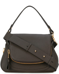 Tom Ford Medium Double Zip Jennifer Crossbody Bag
