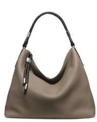 Michael Kors Michl Kors Collection Skorpios Leather Hobo Bag