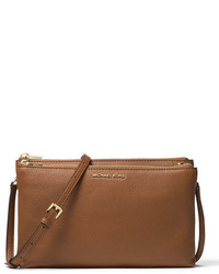 6d5370443f61 ... MICHAEL Michael Kors Michl Michl Kors Adele Double Zip Crossbody Bag