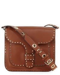 Rebecca Minkoff Midnighter Large Leather Messenger Bag