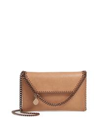 Stella McCartney Mini Falabella Shaggy Faux Leather Crossbody Bag