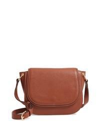 Nordstrom Pebbled Leather Shoulder Bag